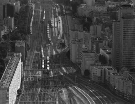 Train lines - Cityscapes