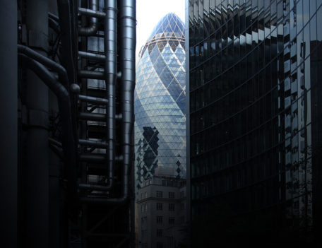 The Gherkin - Cityscapes