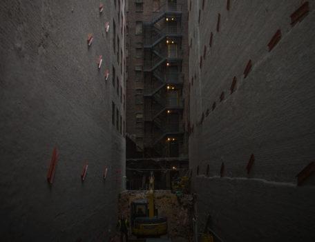 Building site - Cityscapes