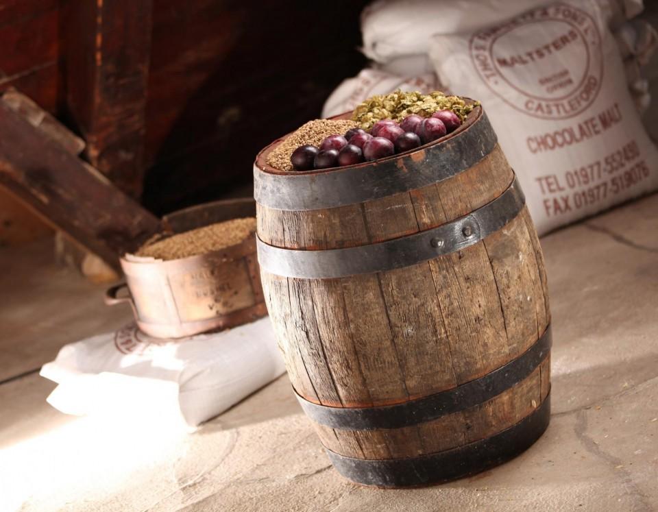 barrel of ale