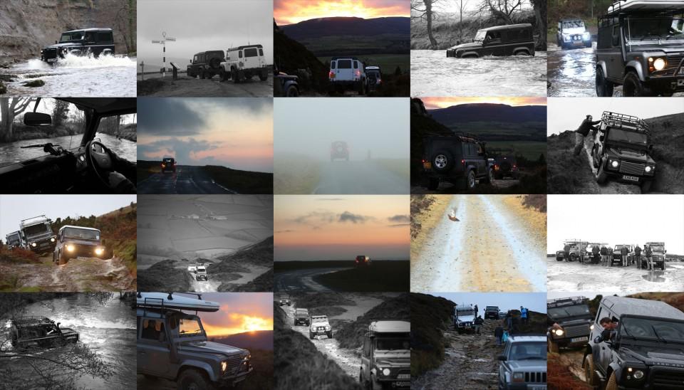 Land Rover excursion