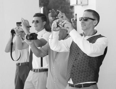people taking photographs - Elixir Shore Club