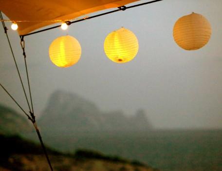 lanterns by sea - Elixir Shore Club