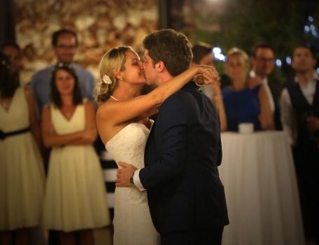 first dance at wedding - El Toro & Binissaida