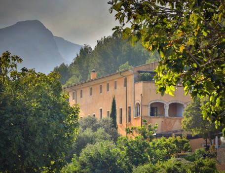 Mallorcan monastery - Mallorca Landscapes