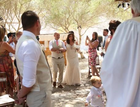 bridal approach - Hotel Alcaufar Vell