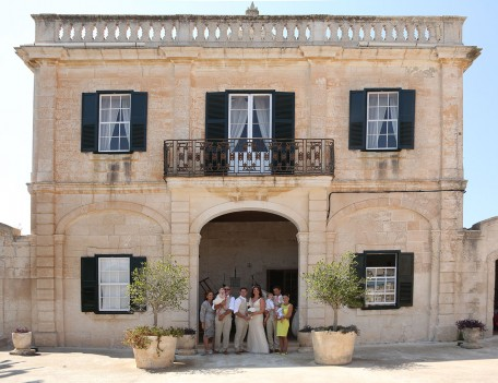 group photograph and building - Hotel Alcaufar Vell