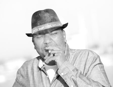 Man with cigar - ITC Mallorca