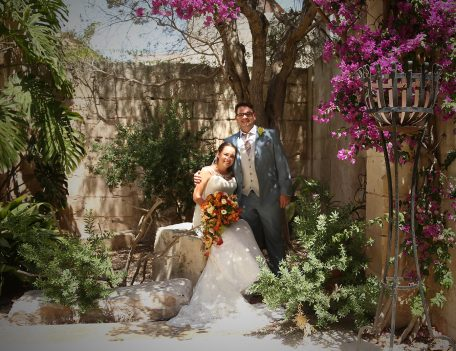 Wedding couple - Iglesia Nova – Valldemossa