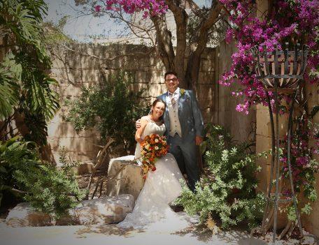 Wedding couple - Iglesia Nova – Valldemossa