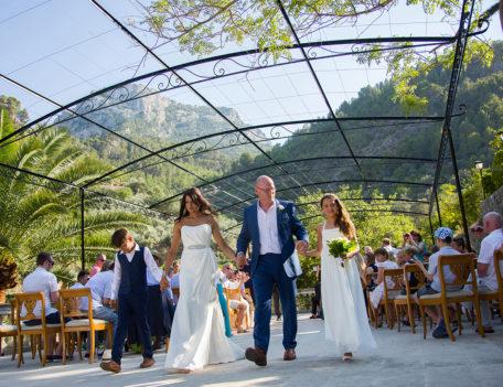 Es Moli wedding Deia - Es Moli, Deia
