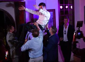 Mallorca wedding day