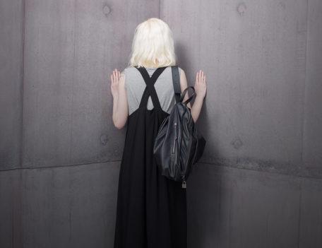 Nomad fashion shoot - Nomad at the Hepworth