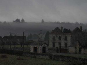ruined village