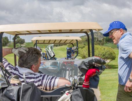 golfing buggy - Hotel Can Simoneta