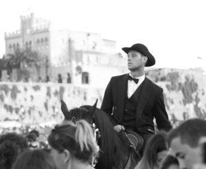 Menorca fiesta horserider