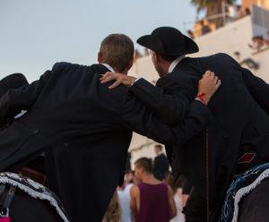 San Juan fiesta Menorca