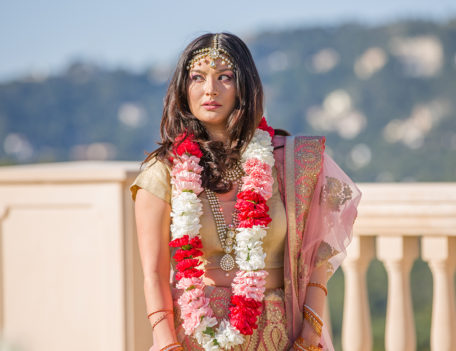 Indian bride - Hotel Park Hyatt