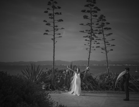 bride photography - Hotel Cap Rocat