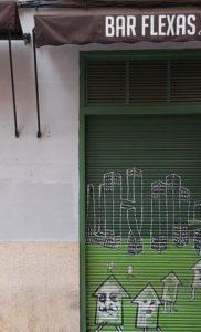 roller shutter artwork