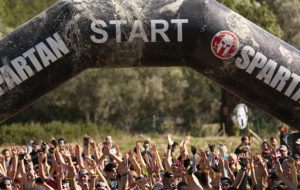 start point at Spartan race