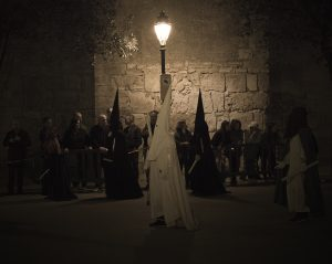 Easter processon in Palma