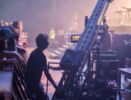 camera operator - Sonar Festival