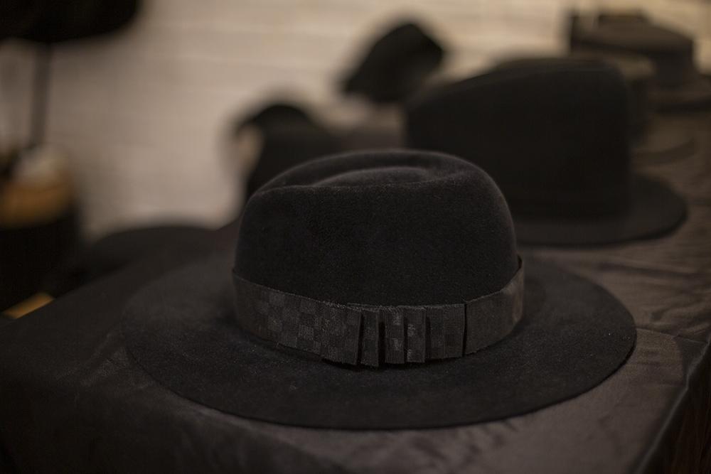 hand made hat