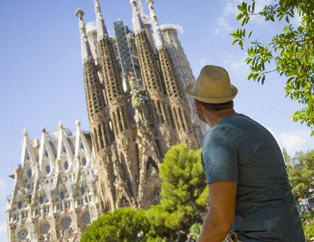 Sagrada Familia Barcelona - Gothic Quarter Shoot