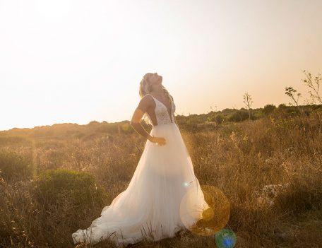 bride at villa Binisegarra - Villa Binisegarra