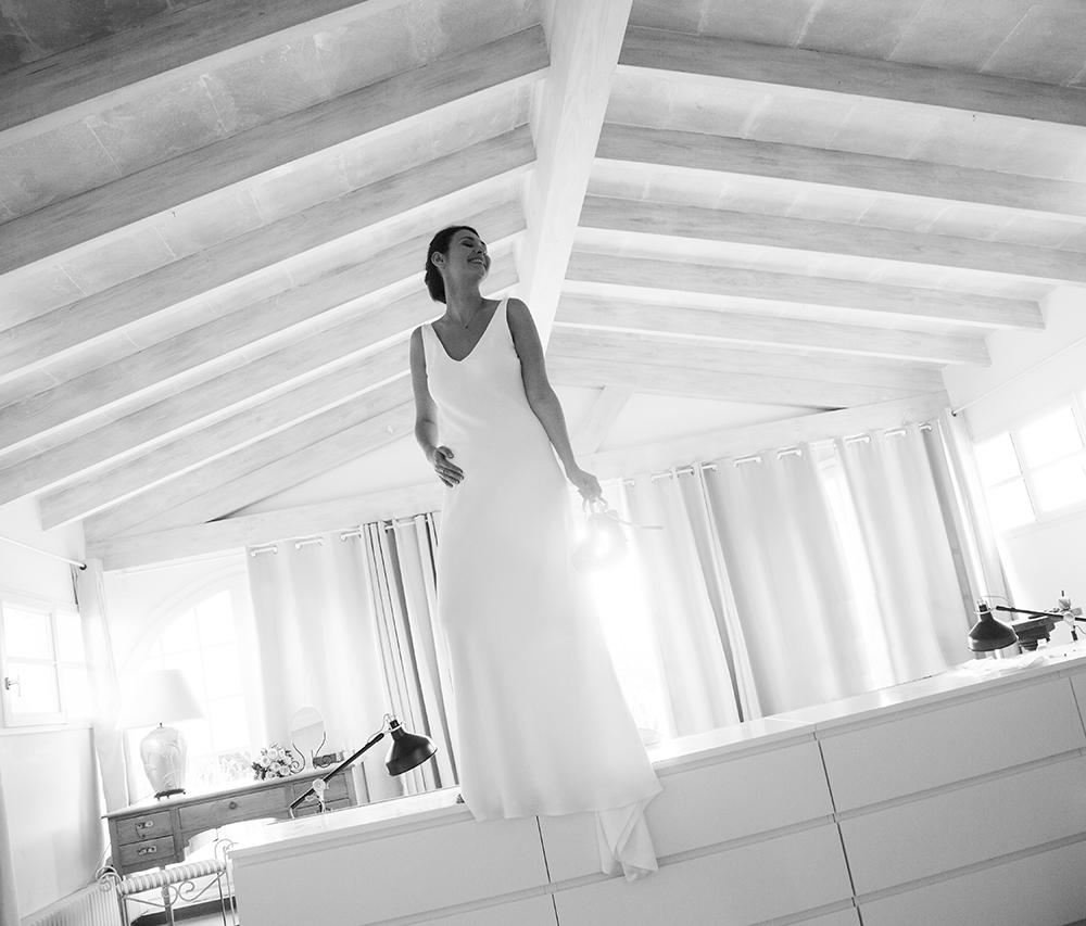 bride at Son Temet